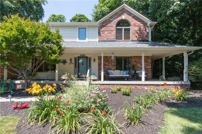 Martinsville Single Family Home For Sale: 2358 East Stafford Place