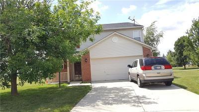Noblesville Single Family Home For Sale: 4106 Dunedin Court