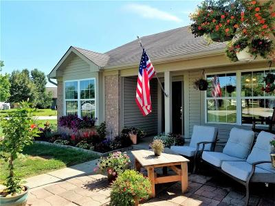 Noblesville Single Family Home For Sale: 10528 Cress Court