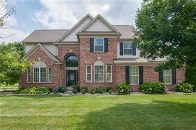 Zionsville Single Family Home For Sale: 11694 Bennettwood Place
