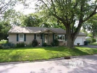 Delaware County Single Family Home For Sale: 511 South Willow Road