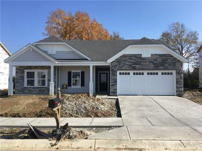 Westfield Single Family Home For Sale: 18473 Pennsy Way
