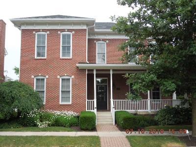 Carmel Single Family Home For Sale: 12545 Branford Street