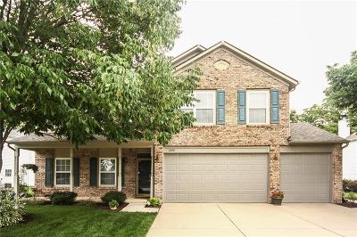 Fishers Single Family Home For Sale: 12696 Brookdale Drive