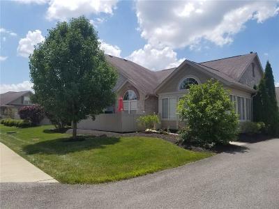 Mc Cordsville, Mccordsville Condo/Townhouse For Sale: 13831 Rue Fontaine Lane
