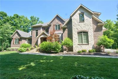 Carmel Single Family Home For Sale: 13891 Coldwater Drive