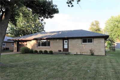 Delaware County Single Family Home For Sale: 3404 North Virginia Avenue