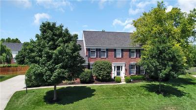 Carmel Single Family Home For Sale: 14160 Ledgewood Way