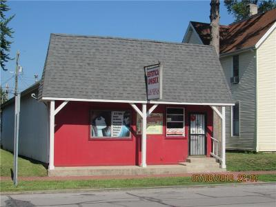 Noblesville Commercial For Sale: 723 South 10th Street