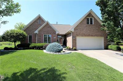 Fishers Single Family Home For Sale: 10903 Innisbrooke Lane