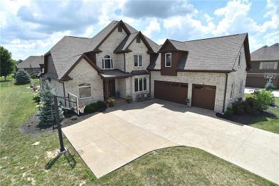 Bargersville Single Family Home For Sale: 4931 Kerrington Boulevard