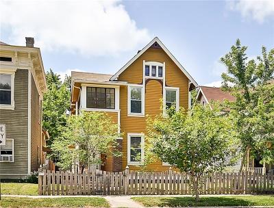 Single Family Home For Sale: 106 North Arsenal Avenue