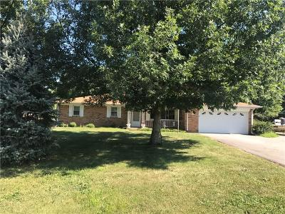 Greenwood Single Family Home For Sale: 5544 Gallagher Drive