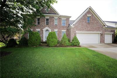 Fishers IN Single Family Home For Sale: $360,000