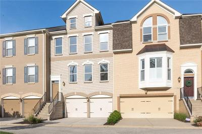 Boone County, Clinton County, Hamilton County, Hendricks County, Madison County Condo/Townhouse For Sale: 789 Greenford Trail N