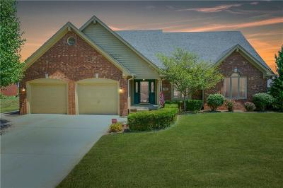 Greenwood Single Family Home For Sale: 2825 Tournament Drive