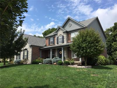 Noblesville Single Family Home For Sale: 5596 Kenyon Trail