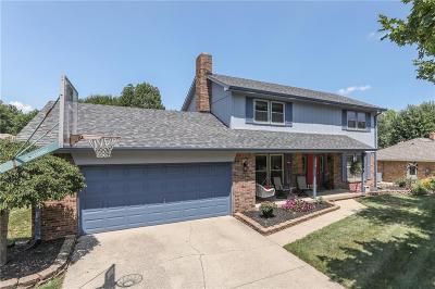 Greenwood Single Family Home For Sale: 4340 Jasmine Way