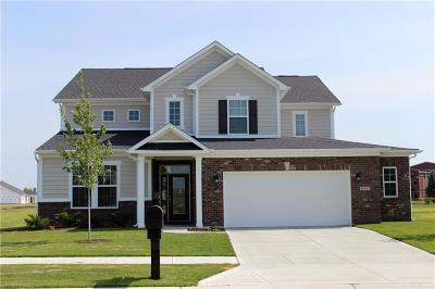 Westfield IN Single Family Home For Sale: $389,900