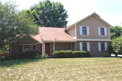 Greenwood Single Family Home For Sale: 1896 Deer Pass