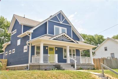 Single Family Home For Sale: 1133 Dawson Street