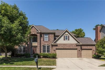 Brownsburg Single Family Home For Sale: 8280 Iris Drive