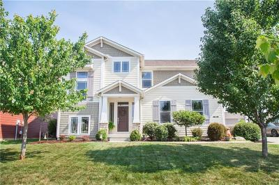 Noblesville Single Family Home For Sale: 11094 North Chapel Park Drive N