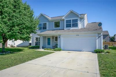 Fishers Single Family Home For Sale: 12390 Titans Drive