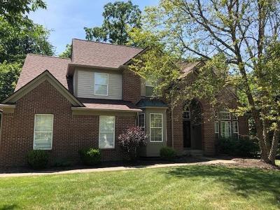 Single Family Home For Sale: 7824 Prairie View Lane