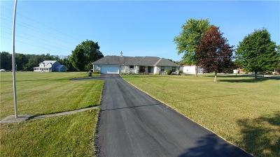 Camby Single Family Home For Sale: 7737 East Triple Crown Lane