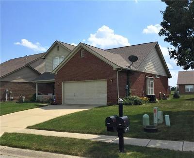 Camby Single Family Home For Sale: 13460 North Cedar Grove Court