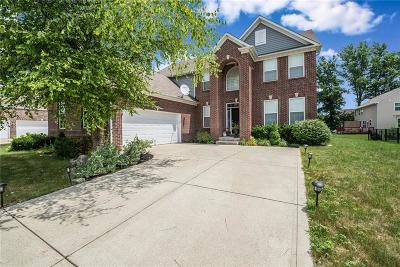 Fishers Single Family Home For Sale: 12299 Eddington Place