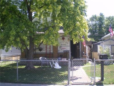 Indianapolis Single Family Home For Sale: 335 Harlan Street