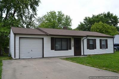 Indianapolis Single Family Home For Sale: 3514 North Taft Avenue