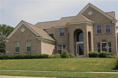 Fishers Single Family Home For Sale: 13518 Silverstone Drive