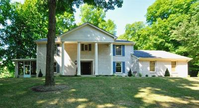 Indianapolis Single Family Home For Sale: 8550 Silver Ridge Court