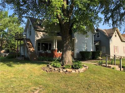 Indianapolis Single Family Home For Sale: 2132 Bellefontaine Street