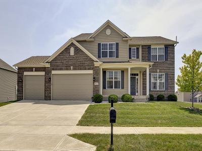 Westfield IN Single Family Home For Sale: $396,900