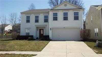Fishers Single Family Home For Sale: 13147 Star Circle