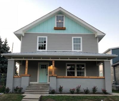 Indianapolis Single Family Home For Sale: 734 Lincoln Street