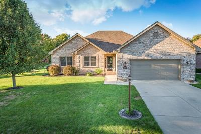 Arcadia, Cicero, Noblesville Single Family Home For Sale: 18391 Oriental Oak Court