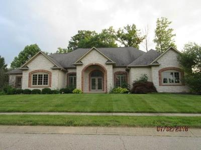 Fishers Single Family Home For Sale: 13981 Waterway Boulevard