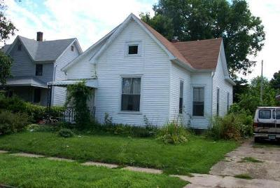 Anderson Single Family Home For Sale: 915 West 3rd Street