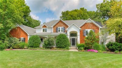 Zionsville Single Family Home For Sale: 10054 Fox Trace