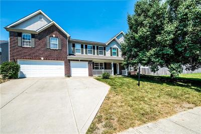 Noblesville Single Family Home For Sale: 19161 Adriana Court