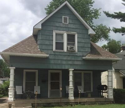 Marion County Single Family Home For Sale: 948 Haugh Street