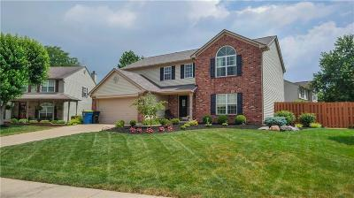 Marion County Single Family Home For Sale: 7835 Evian Court