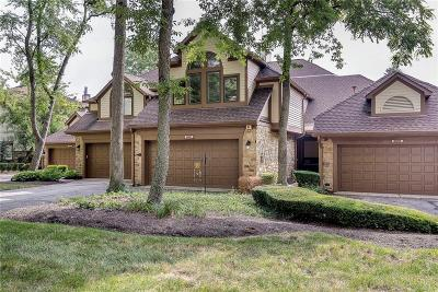 Indianapolis Condo/Townhouse For Sale: 8061 Lower Bay Lane
