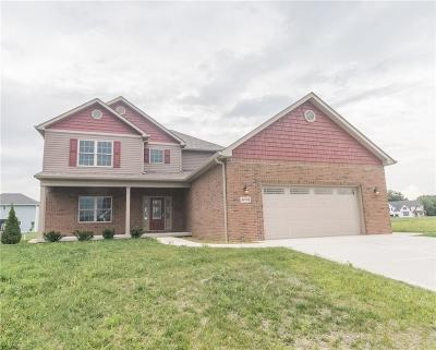 Madison County Single Family Home For Sale: 3074 Hickory Lane