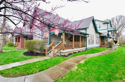 Indianapolis Single Family Home For Sale: 2243 North Pennsylvania Street